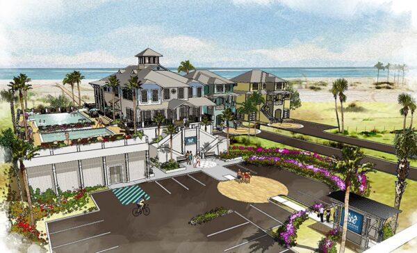 Seahorse Beach Club & Residences