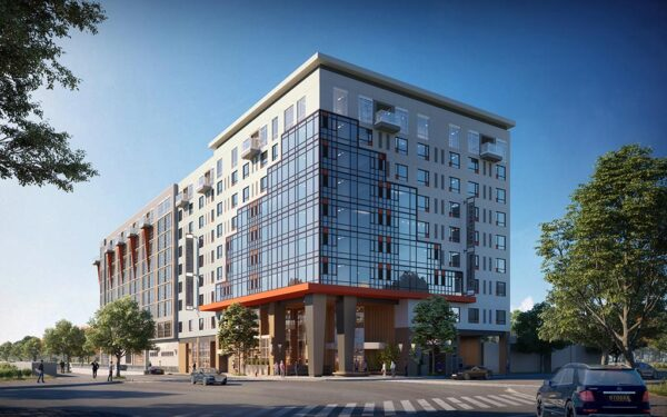 Stockton Ave Dual Brand Hotel and Residential Condos