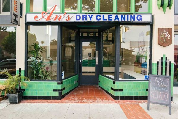 An's Dry Cleaning Gelato Shop
